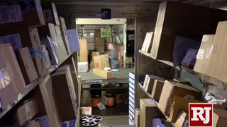 Holiday shopping and returns make this the busiest time of year for UPS
