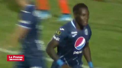 UPN 0 - 1 Motagua (Liga Nacional de Honduras)