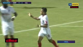 Olimpia no perdonó y sin problemas venció al Honduras Progreso para escalar a la cuarta posición en el Apertura