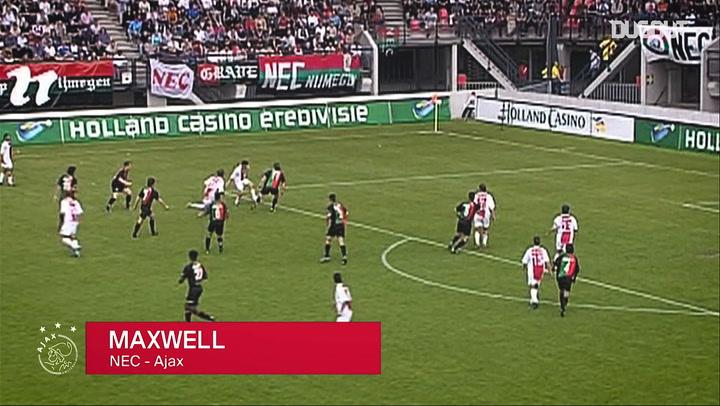 Ajax's best goals scored by Brazilians
