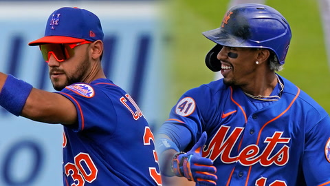 What's the latest Francisco Lindor and Michael Conforto contract news?