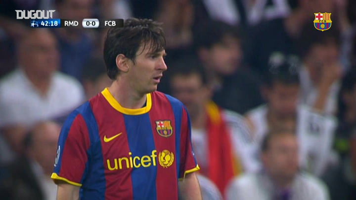 Messi and Ronaldo go head-to-head once again - Videos - cover