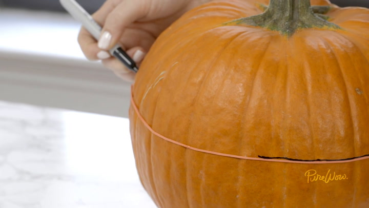 How To Make a Pumpkin Bowl