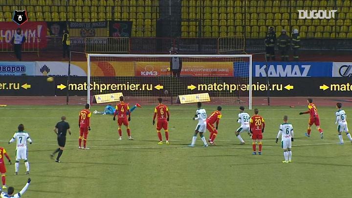 Best RPL saves of match week 19