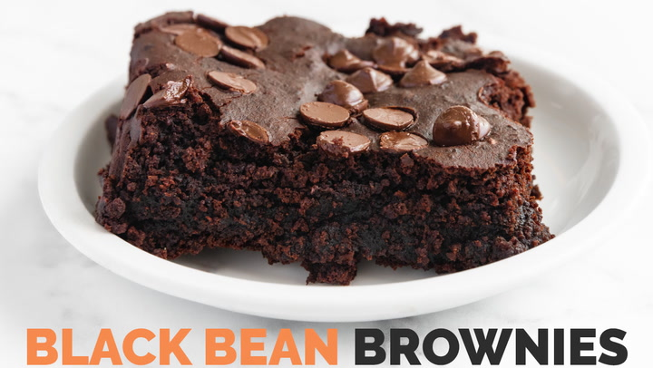 Black Bean Brownies Simple Vegan Blog