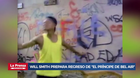 Will Smith prepara regreso de