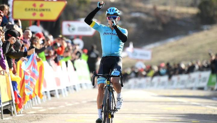 Resumen de la 4ª etapa de la Volta a Catalunya 2019