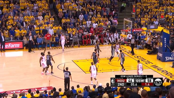 Las 5 mejores jugadas de la jornada de la NBA