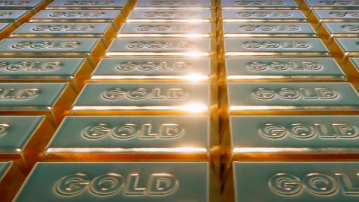 Matt Watson: Projection for Gold