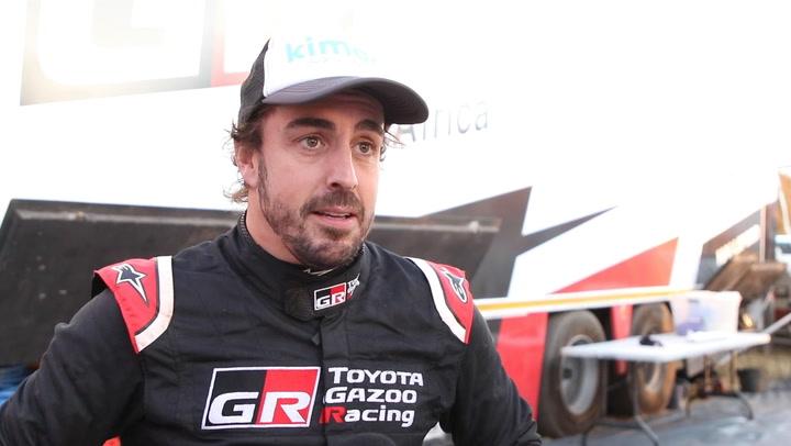 """Alonso: """"Trabajar con Marc ha sido fantástico"""""""