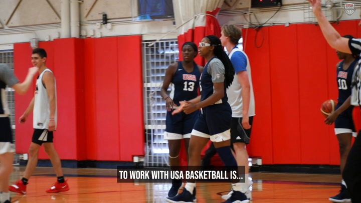 Coach's Quote: 2019 USA U19 Women
