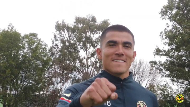 Chucho López vs Hueso Reyes crossbar challenge