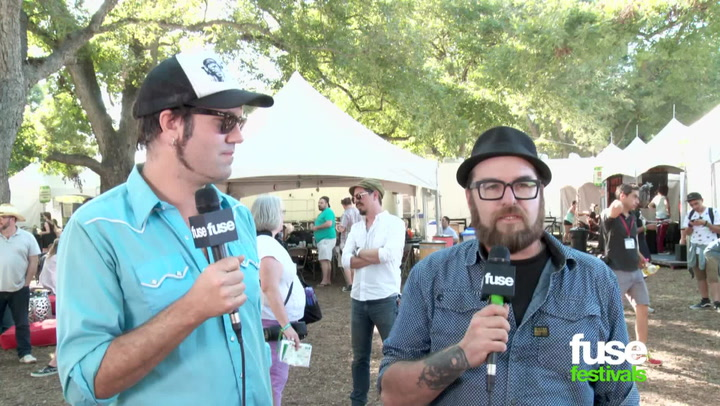 Interviews: Beats Antique at ACL Fest 2014