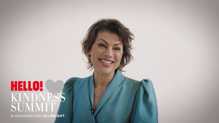 Kindness Cam: Kate Silverton