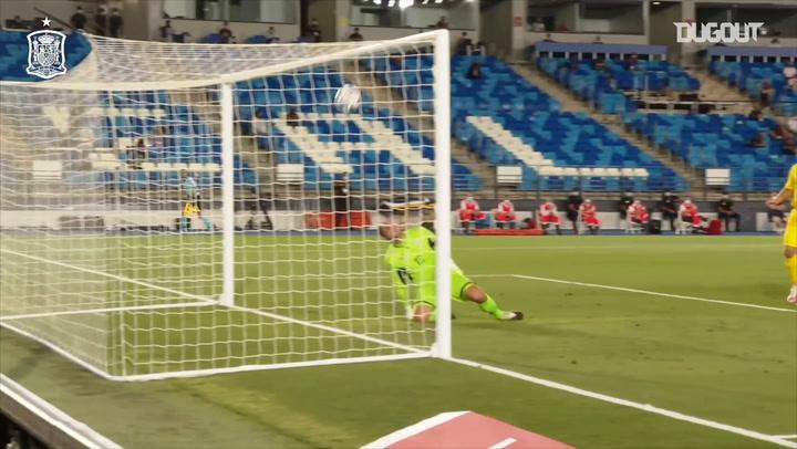 Ramos's record-breaking brace vs Ukraine