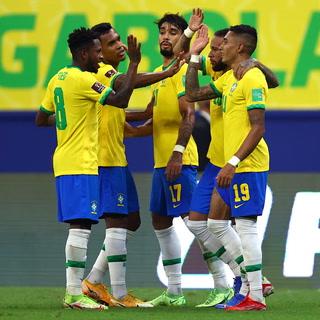 Con tremendo show de Neymar: Brasil humilla a Uruguay y se acerca cada vez más al Mundial de Qatar 2022