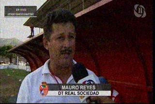 Mauro Reyes: