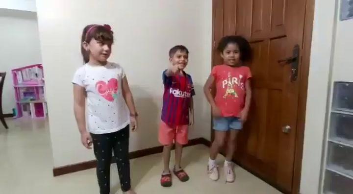 Los más pequeños dan una lección: El reto anti reto del 'rompecráneos'