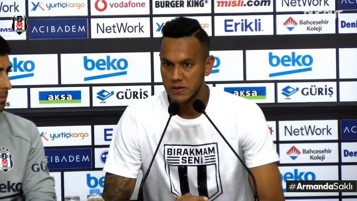 Josef de Souza Basın Toplantısı