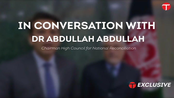EXCLUSIVE: In conversation with Dr Abdullah Abdullah of Afghanistan