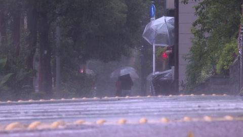 Alerta máxima, dos muertos y competiciones deportivas anuladas por tifón Hagibis en Japón