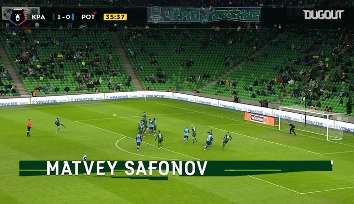 Best saves of week 17 in the Russian Premier League