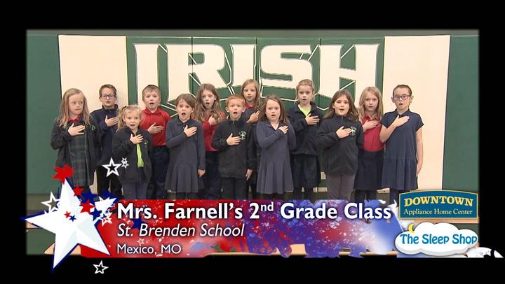St. Brendan - Mrs. Farnell - 2nd Grade