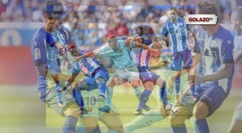 alavs barcelona liga espaola