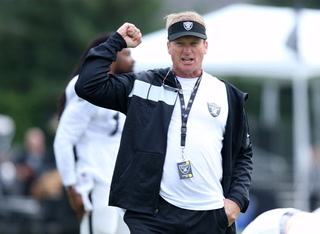 Gruden, Ruggs on expectations for the Raiders in 2020 – VIDEO