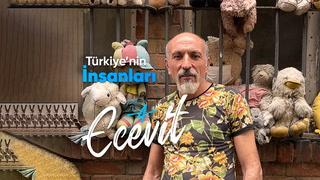 Türkiye'nin İnsanları - Peluştan eviyle Ecevit Çalışkan