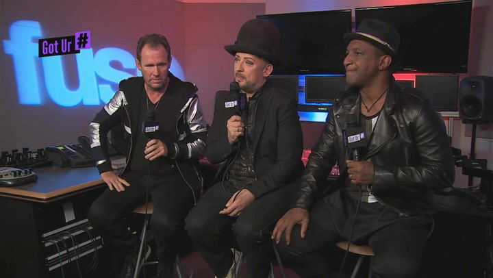 Culture Club Talk LGBT Rights