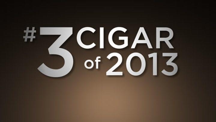 No. 3 Cigar of 2013