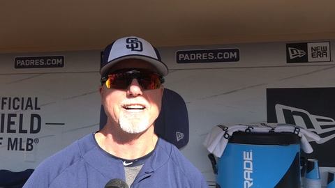 Mark McGwire on why MLB needs stars in the home run derby