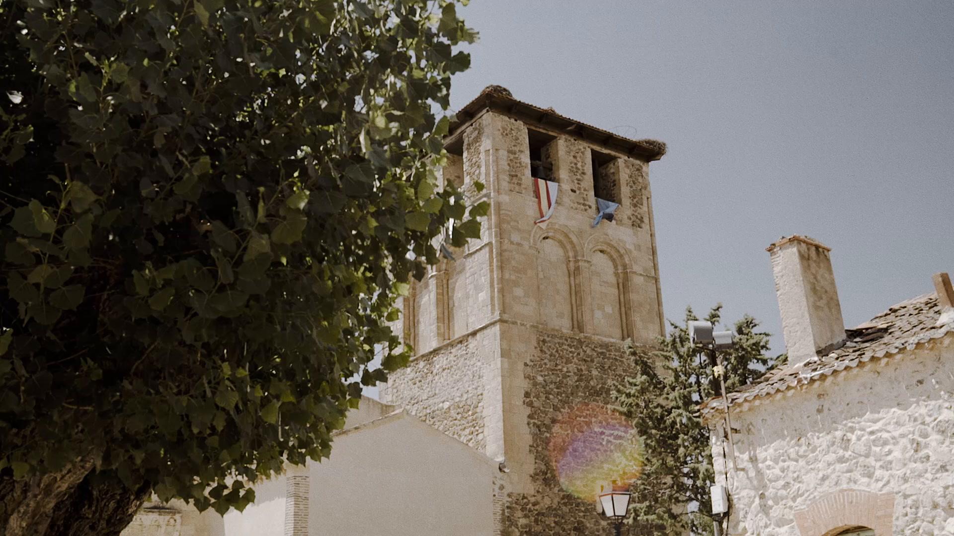 Maria + Rodrigo | Segovia, Spain | a Catholic Church