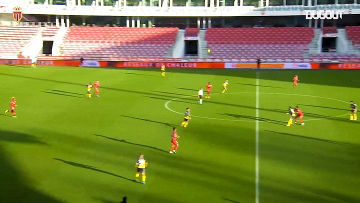 Kévin Volland's great team goal at Dijon