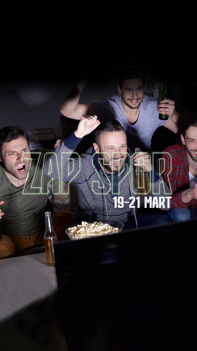 Zap Spor / 19-21 Mart