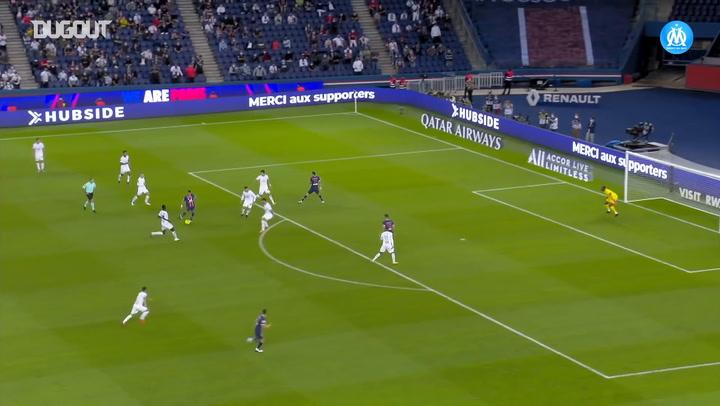 Steve Mandanda's heroic performance vs PSG