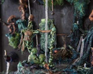 Artists from Cirque du Soleil contribute art to Las Vegas art exhibit