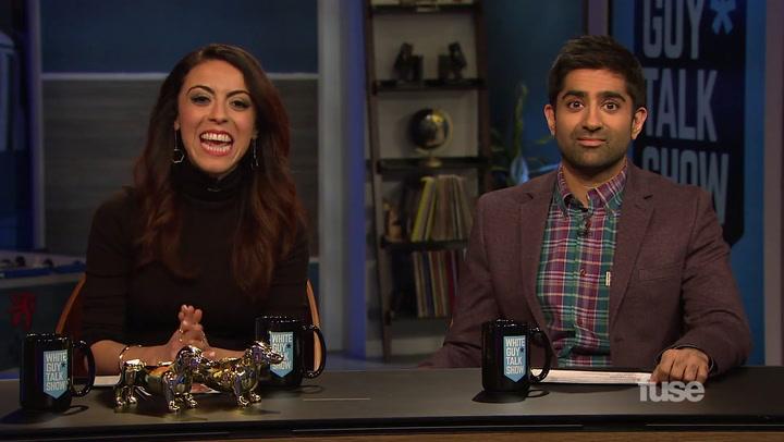 Shows: White Guy Talk Show: Nore Davis Full Interview