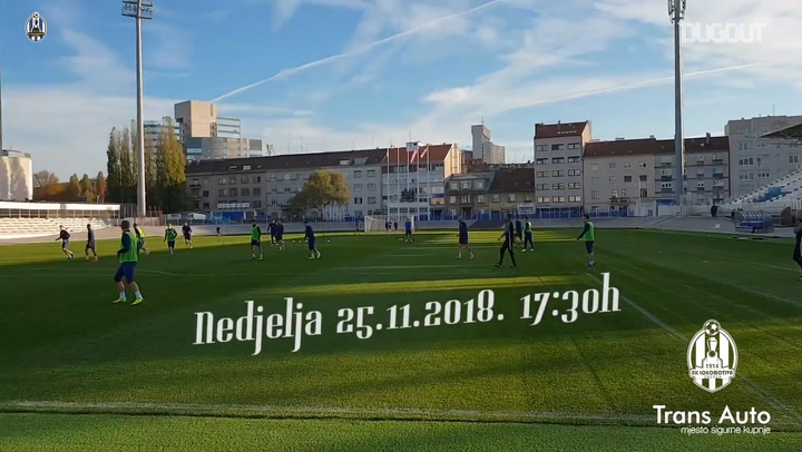 Lokomotiva Zagreb Are Ready For NK Osijek