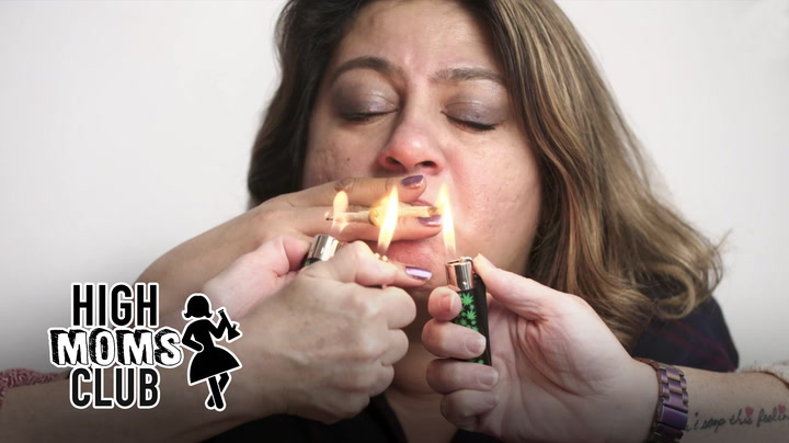 High Moms vs. Rolling Cross Joints For First Time