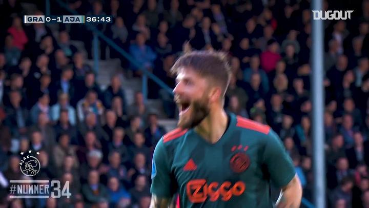 Ajax crowned 2019 Eredivisie champions