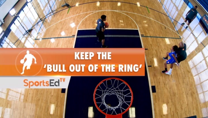 Keep The 'Bull Out Of The Ring'