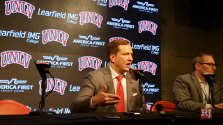Otzelberger on the win over Fresno State – VIDEO