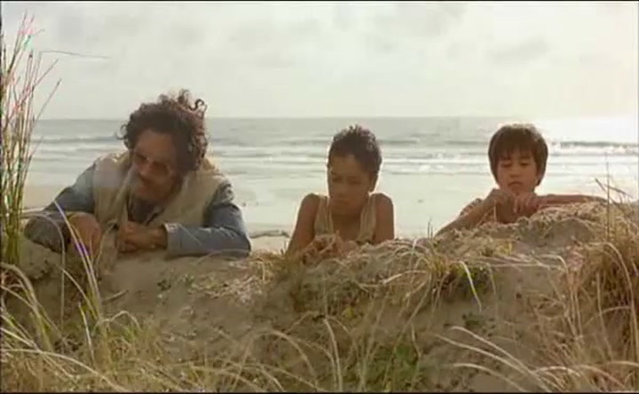 Scene: At the Beach