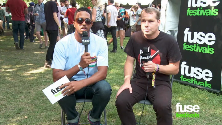 Interviews: Lollapalooza 2014: Shepard Fairey