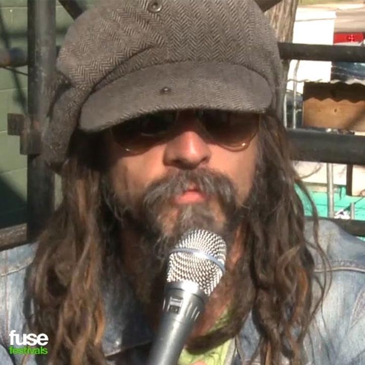 Rob Zombie Talks Smoking Crack with Rick James & Ozzy Osbourne - SXSW 2013