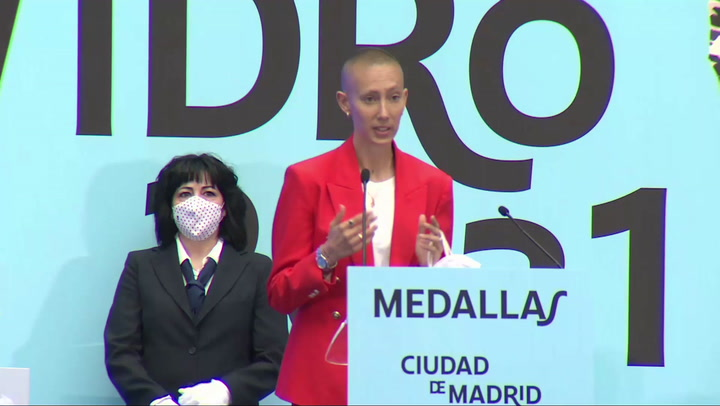 Virginia Torrecilla pide a personas con cáncer