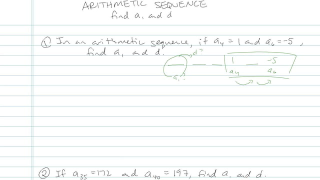 Arithmetic Sequences - Problem 19