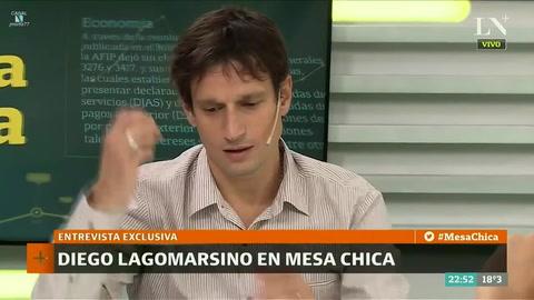 Lagomarsino tildó a la jueza Arroyo Salgado de mentirosa